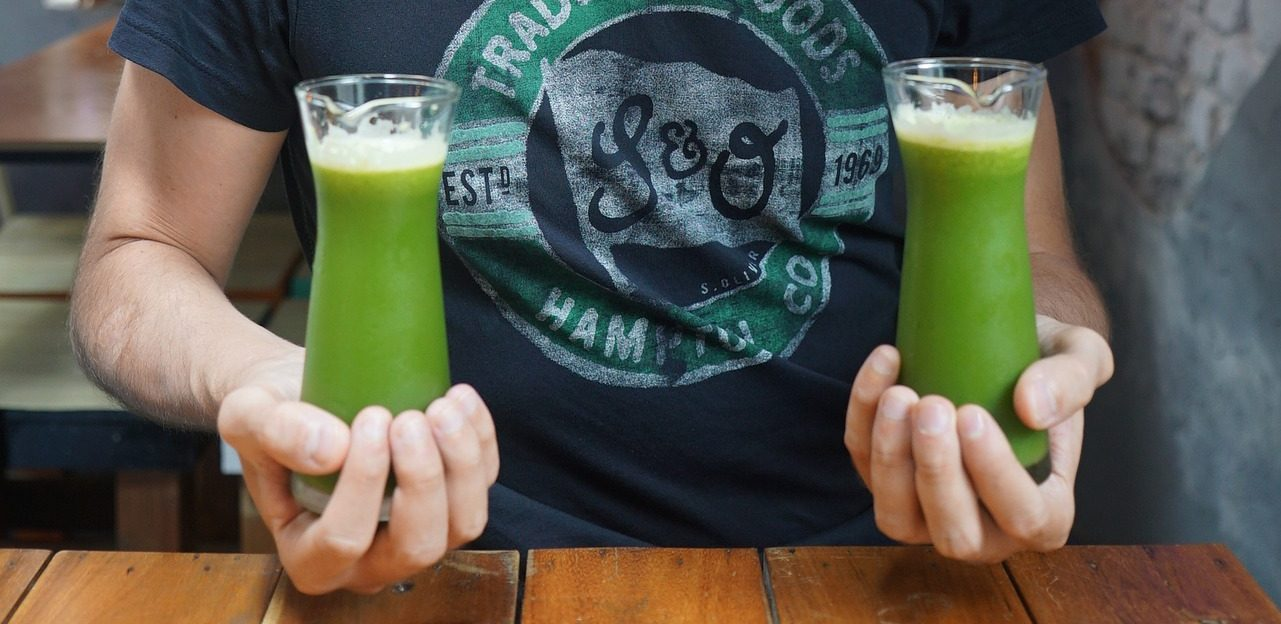 What is the difference between Grass Powder and Grass Juice Powder